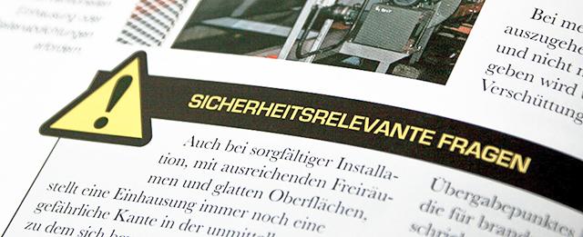 Fachübersetzungen Niederländisch : :  Technische Dokumentation