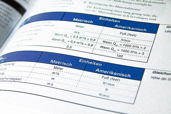 Fachübersetzungen für Fördertechnik